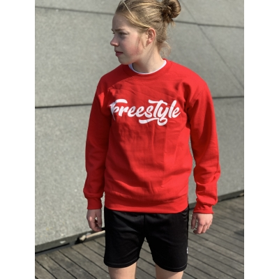 Sweater Freestyle red